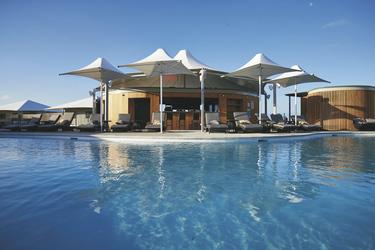 Pool für die Gäste, ©TRAVISHAYTO.COM
