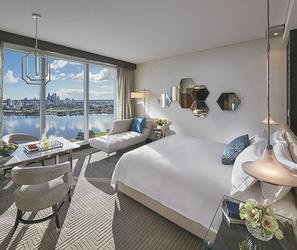 Premier-Zimmer mit tollem Ausblick, ©George Apostolidis