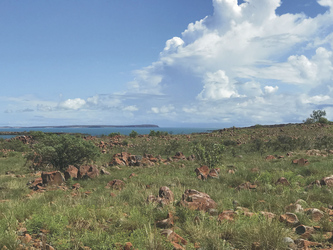 Murujuga Nationalpark, bei Karratha