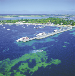 Rottnest Island Hafen
