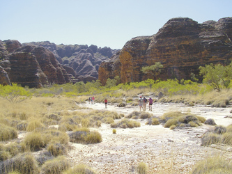 Bungle Bungles Felsdome