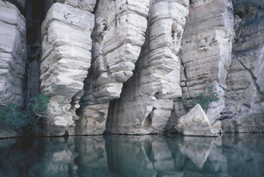 In der Geikie Gorge