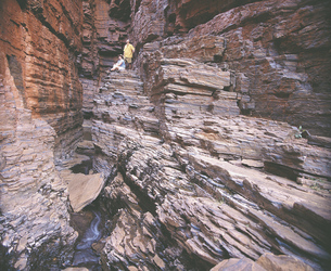 Weano Gorge, Karijini Nationalpark