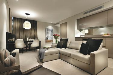 Apartment (Wohnbeispiel), ©D-Max Photography