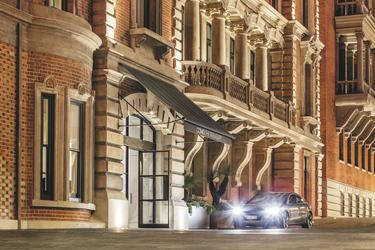 Valet Parking, ©Martin Morrell