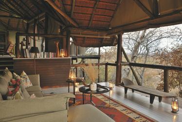 ©Ghoha Hills Savuti Lodge