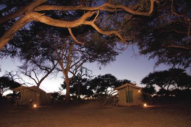 Zeltbeispiele Letaka Safaris, ©Letaka Safaris