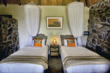Zimmerbeispiel, © Stuart James Arnold / Kalahari Images