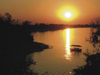 Flusskreuzfahrt Chobe Fluss
