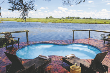 Kwando Lagoon Camp, ©Kwando Safaris