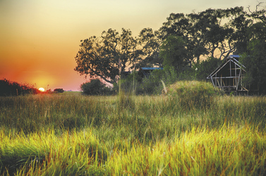 Kwando Lebala Camp, ©Kwando Safaris