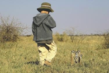Begegnung mit Erdmännchen, ©Planet Baobab