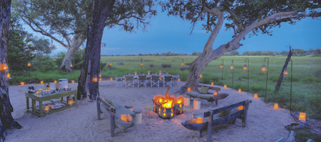 andBeyond Xaranna Okavango Delta Camp Boma