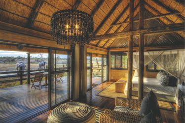 Savute Safari Lodge, ©Desert und Delta Safaris