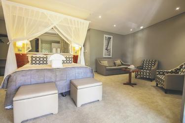 Zimmerbeispiel, ©Under One Botswana Sky