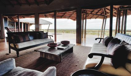 Lounge mit Wohlfühlcharakter
