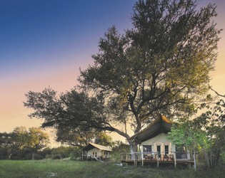 Khwai Tented Camp, ©African Bush Camps