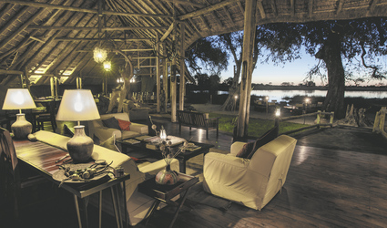 Pom Pom Camp, ©Under One Botswana Sky