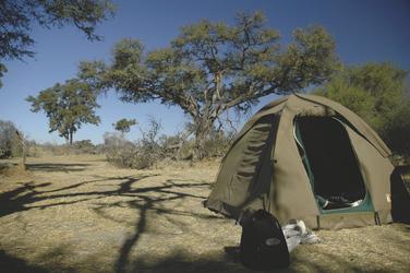 Sunway Safaris Zeltbeispiel