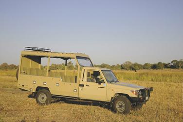 Fahrzeugbeispiel Sunway Safaris