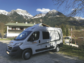Apollo Duo Camper