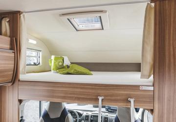 Zweites Doppelbett im Alkoven