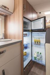 Großer Kühlschrank, ©Christian Haasz, werbeFOTO HAASZ GbR