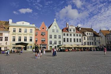 Tallinn Rathausplatz