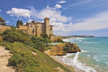 Tarragona Küste