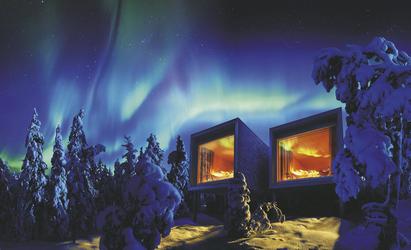 Rovaniemi Arctic Glass House Hotel