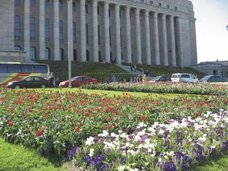 Parlament Helsinki