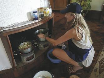 Kochen auf madagassische Art