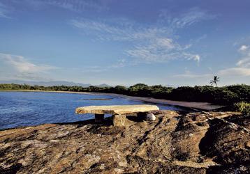 Die Strandbucht bei Manafiafy