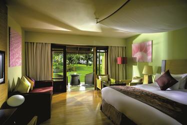 Superior-Zimmer mit Gartenblick