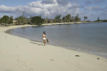 Strand vom Shanti Maurice