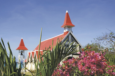 Kirche am Cap Malheureux
