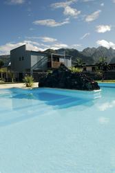 Pool bei Le Dimitile