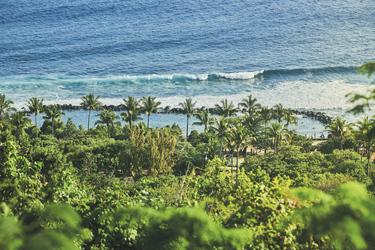 natürliches Schwimmbecken Grande Anse