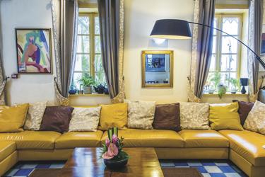 einladende Lounge, ©Nicolas Rakotopare