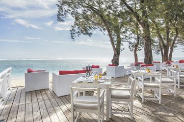 Restaurant La Plage, ©Studio J