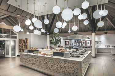 Buffet im La Cuisine, ©Studio J