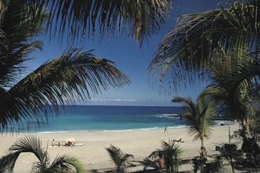 Strand bei Boucan Canot