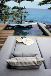 Oceanview Pool Chalet
