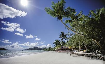 Am Strand von Paradies Sun