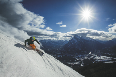 ©Banff & Lake Louise Tourism/Paul Zizka Photography