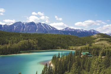 Emerald Lake in British Columbia, ©Holger Bergold