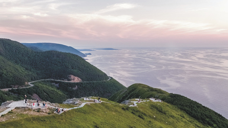 Cape Breton Island Skyline Trail, ©Tourism Nova Scotia