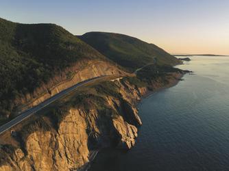 Cabot Trail, ©Destination Cape Breton Association