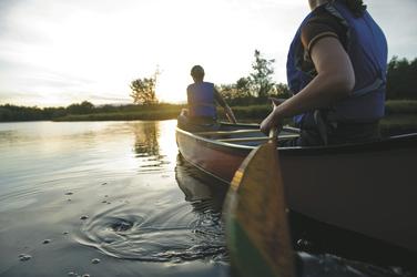 Kajaktour zum Sonnenuntergang, ©Tourism Nova Scotia