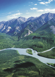 Nahanni River Valley